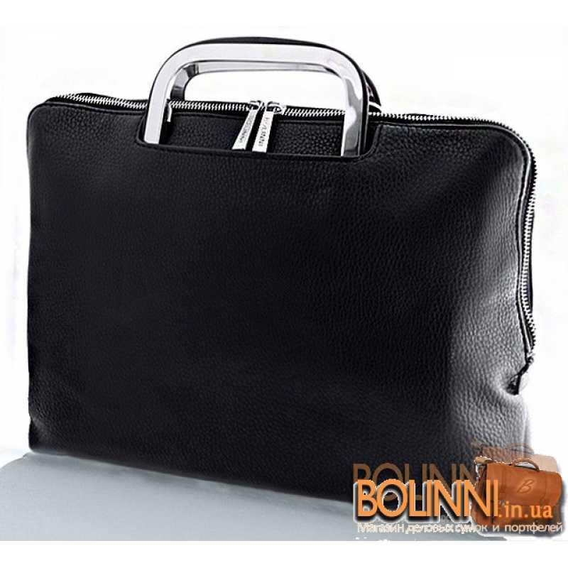 6827435928a2 Недорогая мужская сумка с ручками и ремнем Bolinni