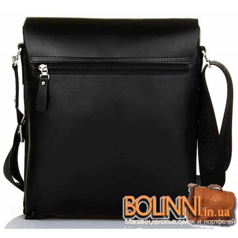 c79aadeb1ce7 Кожаная мужская стильная сумка Armani Кожаная мужская стильная сумка Armani  ...