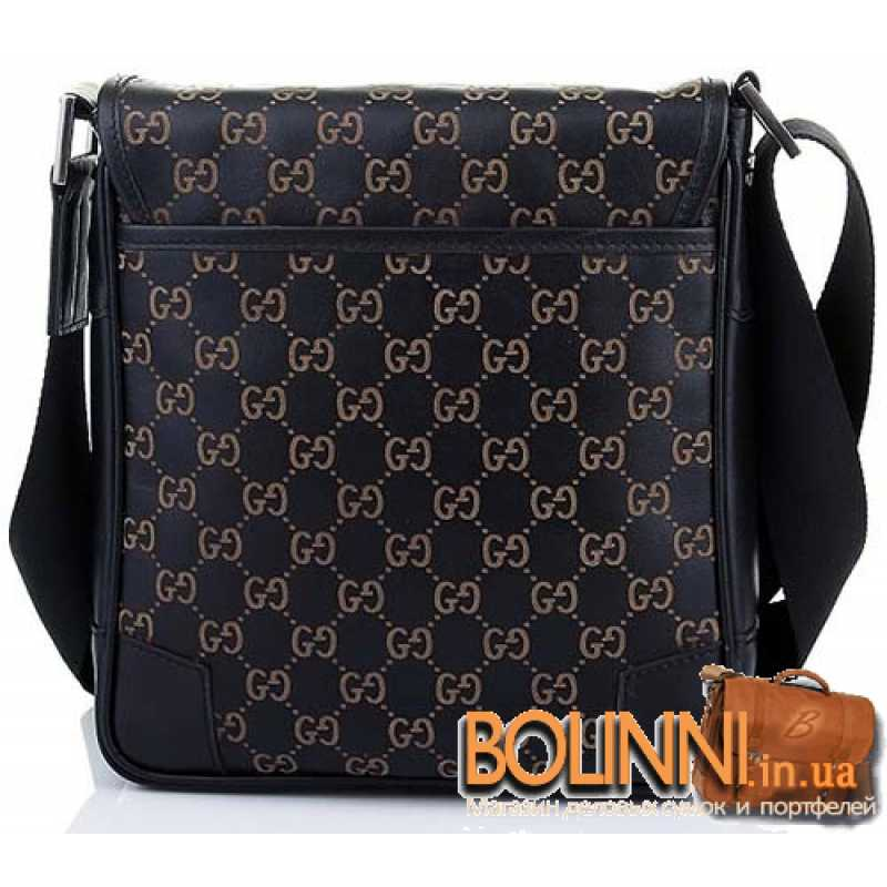 802ee06024b5 Мужская кожаная брендовая сумка Gucci Мужская кожаная брендовая сумка Gucci  ...