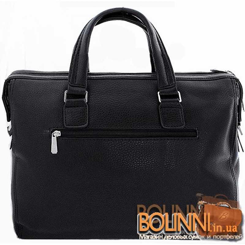 b4a15e1b0e4d Большая и вместительная мужская сумка для документов А4