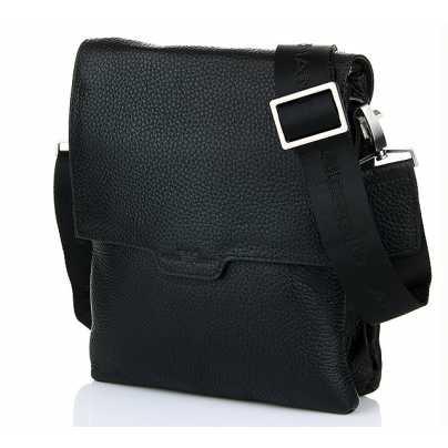 a37fb134f04a Мужская брендовая кожаная сумка через плечо Armani