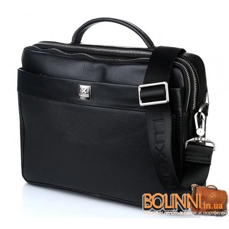 Модная стильная мужская сумка Luxon