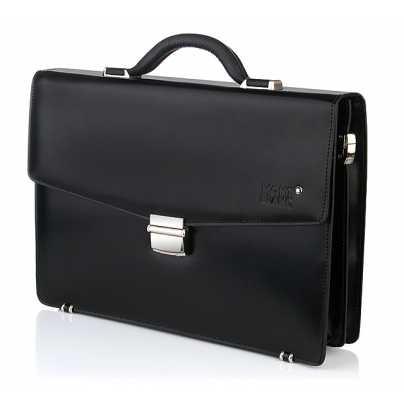 Портфель мужской кожаный M. Blanc