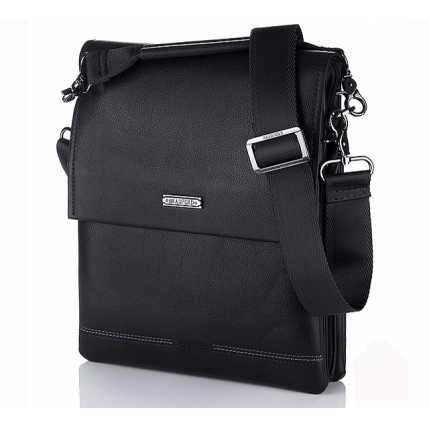 Мужская сумка через плечо для документов