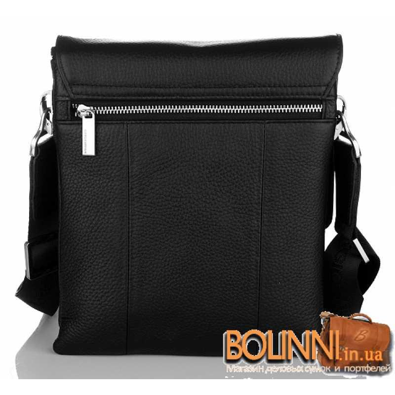 41dfa1fcc0b6 Мужская брендовая кожаная сумка через плечо Armani
