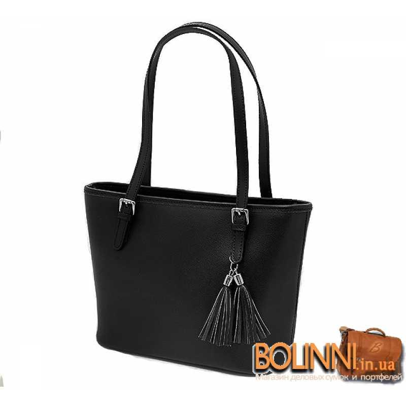 237e2ff55d5f Женская каркасная строгая кожаная сумка ручной работы Vera Pelle