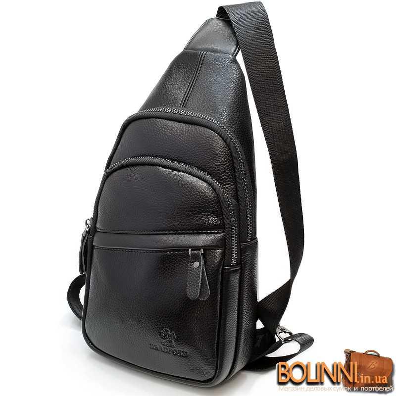 e82488b09819 Практичная современная мужская сумка Bradford