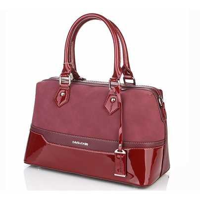 Женская яркая каркасная сумка DAVID JONES
