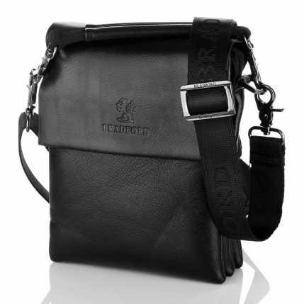 Мужская повседневная сумка черная