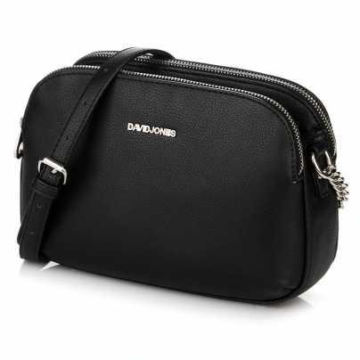 Стильная женская сумка через плечо DAVID JONES