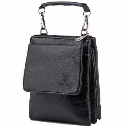 Небольшая мужская сумка барсетка Bradford